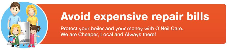 Cheap boiler insurance
